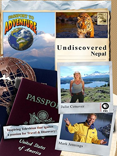 Southwestern Tiger - Passport to Adventure: Undiscovered Nepal