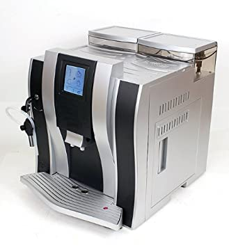 Tech Automatic Coffee/Espresso Machine ME-708D with Touch Screen