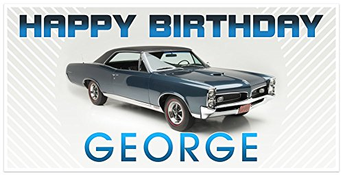 gray-classic-muscle-car-pontiac-birthday-banner-personalized-party-backdrop