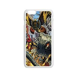 Wonderful Godzilla Cell Phone Case for Iphone 6