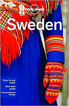 Lonely Planet Sweden Travel Guide Lonely Planet Becky Ohlsen - Sweden map lonely planet
