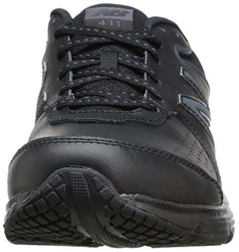 New Balance de las mujeres ww411wt2 Walking zapatos Black