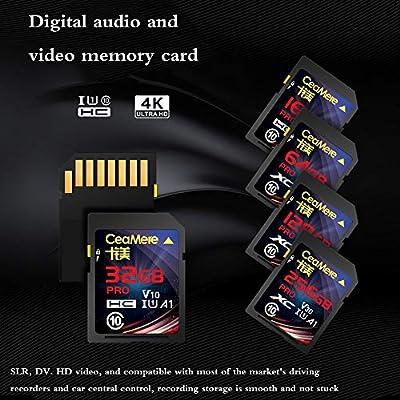 BAIYI TF Tarjeta Micro SD, Tarjeta de Memoria SDXC para la cámara ...