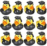 24 GRADUATION Rubber Duckies Ducks - 2 inch
