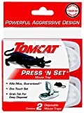 Tomcat Press 'N Set Mouse Trap, 2-Pack: more info