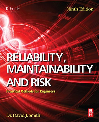 Reliability, Maintainability and Risk: Practical Methods for Engineers por David J. Smith