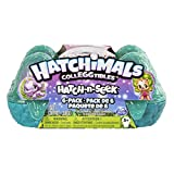 Hatchimals CollEGGtibles  Hatch and Seek 6-Pack Egg Carton with Hatchimals CollEGGtibles, for Ages 5 and Up (Amazon Exclusive)
