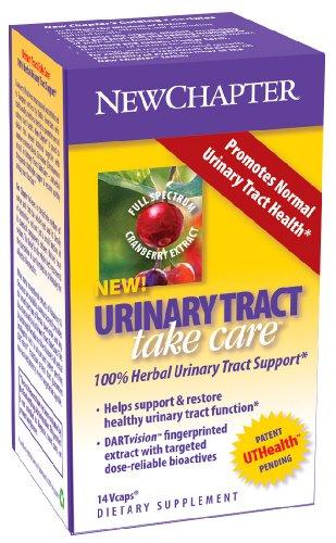 Nouveau chapitre des voies urinaires Take Care, 14 Vcaps