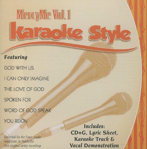 MercyMe Karaoke Style, Volume ()