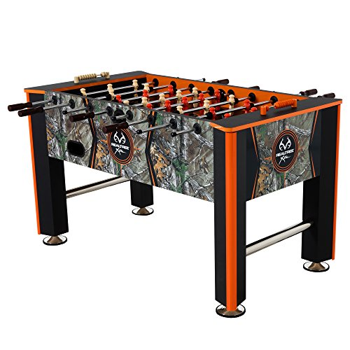 Triumph 58″ Realtree Foosball Table