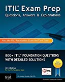 ITIL Exam Prep Questions, Answers, & Explanations (2018 Edition)