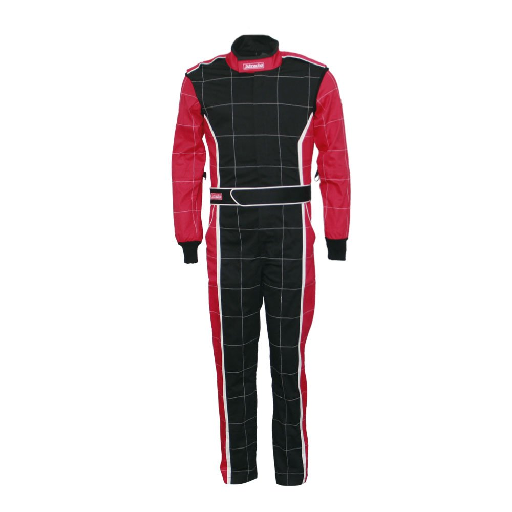 jxhracing RB-C038 SFI 3.2a//1 One Layer Cotton Fire Protection Auto Driving Racing Suit-Medium