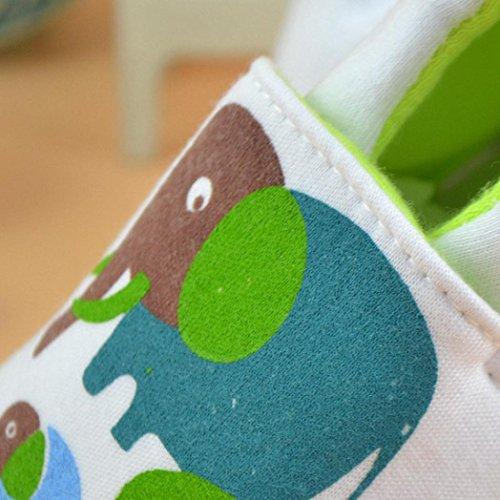 HUHU833 ❆Neugeborene Lovely Kleinkind Schuhe Baby Schuhe Karikatur Schuhe Flats Weiche Pantoffel Schuhe Kinder Baby Freizeitschuhe B