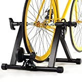 Topeakmart Magnetic Bike Trainer Stand Bicycle Exercise Training Indoor Cycling Trainer