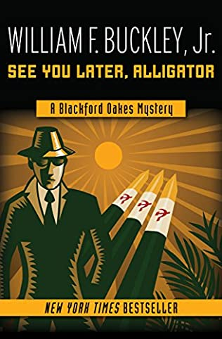 book cover of See You Later Alligator
