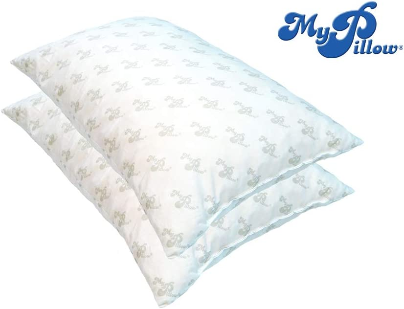 MyPillow Classic Standard/Queen, Medium - 2 Pack