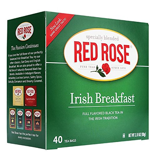 Red Rose Classic Irish Breakfast, 2 Pack