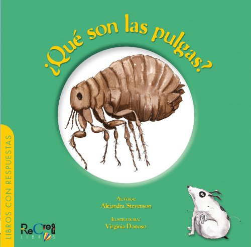 ¿Qué son las pulgas? (Spanish Edition)