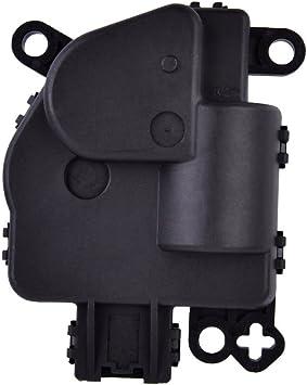 604-970 HVAC Blend Door Actuator for Nissan Armada 2007-2015 Nissan Quest 2004-2009 Replace OE# 27743ZP00A Nissan Titan 2004-2015