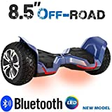 Best Off Road Hoverboards - Hummer All-Terrain 8.5 inch Hoverboard w/ built in Review