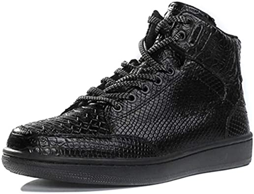Soulsfeng Mens Lace Up Athletic Sneaker