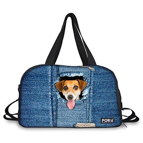 Puppy Overnight Bag - 5