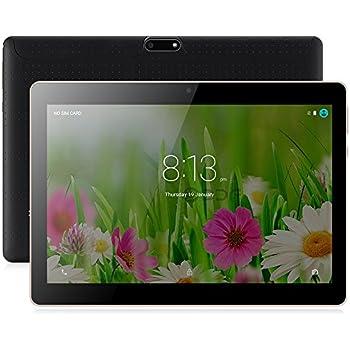 Amazon.com: Batai Android Tablet 10 inch con ranuras de ...