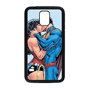 Samsung Galaxy S5 Cell Phone Case Black Superman 004 Exquisite designs Phone Case KM477J98