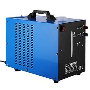 VEVOR Tig Welder 350A 110V Water Welder Torch Powerful Cooler Welding Machine 10 Liter Capacity (water welder) by VEVOR
