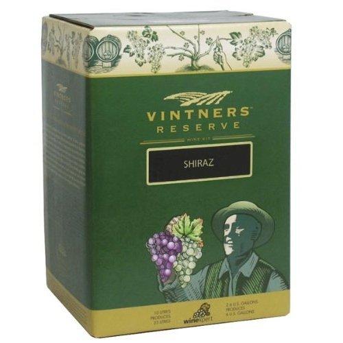 Vintner's Reserve Shiraz 10L Wine -