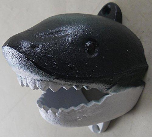 Cast Mounted Shark Bottle Opener