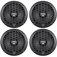 4 Rockford Fosgate PPS4-6 6.5 4-Ohm Punch 800W Car Audio Mid-Bass Speakers