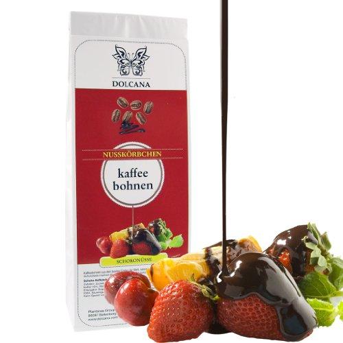 Dolcana Schokonüsse - Kaffeebohnen in Vollmilchschokolade, 1er Pack (1 x 150 g Packung)