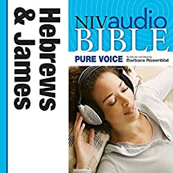 NIV New Testament Audio Bible, Female Voice Only: Hebrews and James