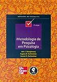 capa de Metodologia de Pesquisa em Psicologia