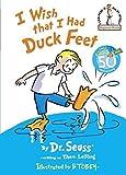 i wish i had duck feet - I Wish That I Had Duck Feet (Beginner Books) by Theo. LeSieg (1965-08-12)