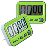 Modern Home Kitchen Electronic Timer (green)