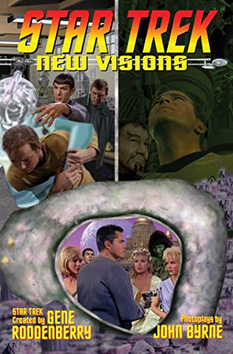 Pdf Graphic Novels Star Trek: New Visions Volume 8