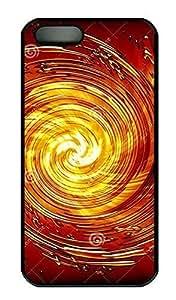 LJF phone case Sunbeam DIY Hakuna Matata on Sunset Lion King Custom Case Cover For iphone 4/4s(Laser Technology)