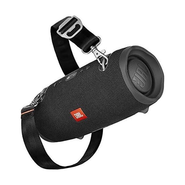 JBL Xtreme 2 - Enceinte Bluetooth portable - Waterproof IPX7 - Autonomie 15 hrs & port USB - Sangle de transport incluse - Noir 3