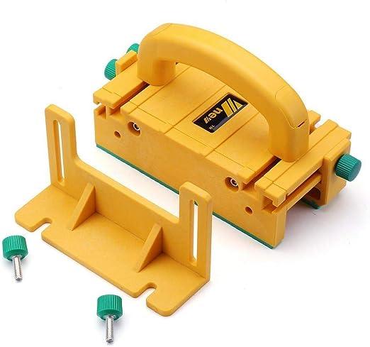 3D Push Block para sierras de mesa, mesas de fresado, brocas ...