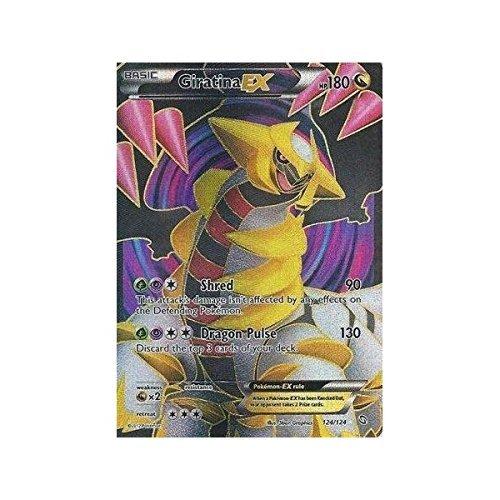 Pokemon  GiratinaEx (124)  Bw  Dragons Exalted