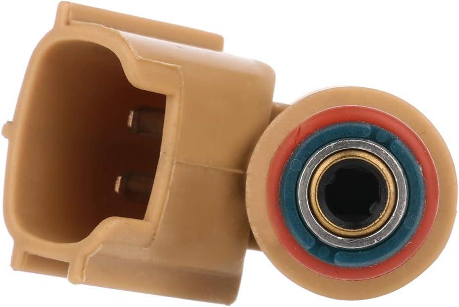 Aintier 12 Holes 4 pcs Gasoline Fuel Injectors Set FJ1068 fit for 2009 2010 2011 2012 2013 2014 2015 Toyota Corolla 1.8L 2009-2012 Toyota Matrix 1.8L 2009 2013 Toyota Corolla 2.4L