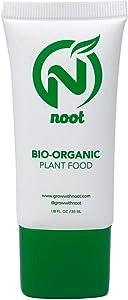 Noot Organic Indoor Premium Plant Food Fertilizer Works for All Houseplants, Succulents, Aroid, Philodendron, Cacti, Bonsai. Pet Safe, Child Safe, Non-Toxic.