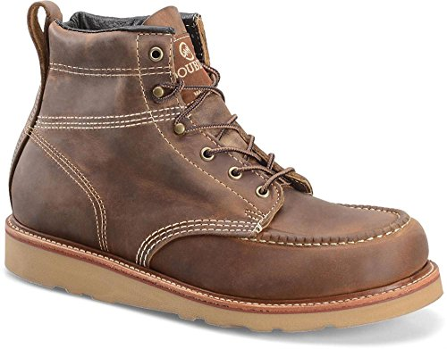 DOUBLE-H- Boot - Mens - 6 Inch Domestic Moc Toe
