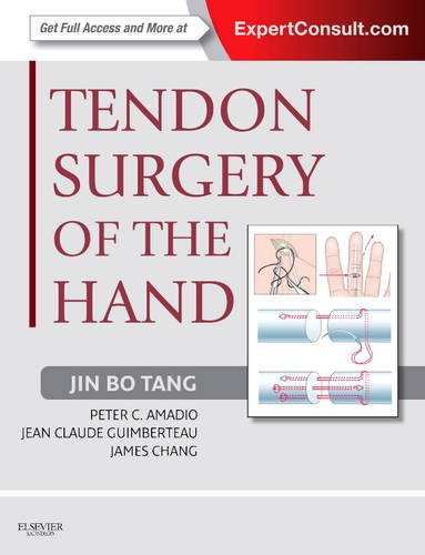 Tendon Surgery of the Hand E-Book, 1e