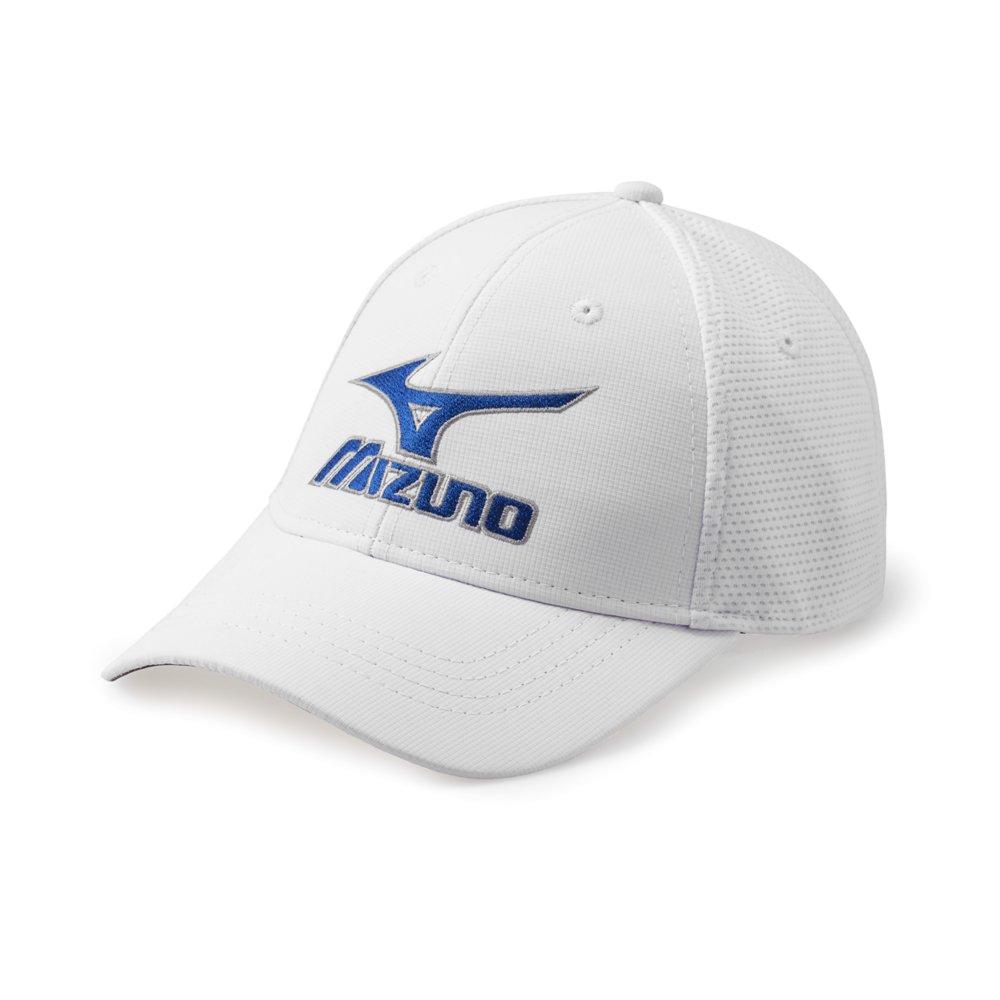 c3dff778b4a Amazon.com   Mizuno Men s Tour Fitted Cap   Sports   Outdoors