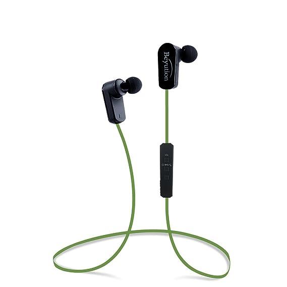 78ae037b0b7 Beyution New Sports Hi-fi Bluetooth 4.1 Headphones - Mini Lightweight  Wireless Stereo Sports/