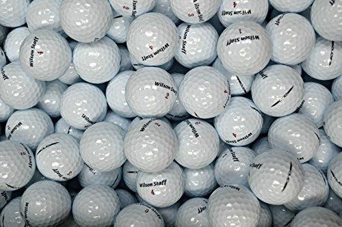 Wilson 36 Duo White Golf Balls