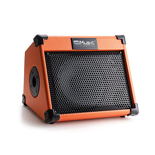 Coolmusic AC-20 20W Personal Multifunctional Guitar Monitor Amplifier (Amps Crate Acoustic Guitar)